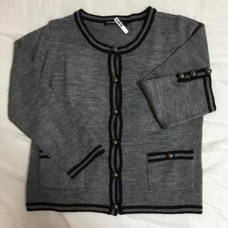 23区 - maysongrey♡美品クルーネックカーディガン 七分袖