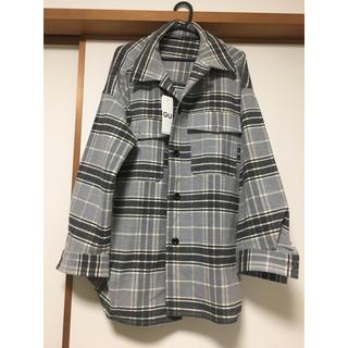 GU - GU オーバーチェックシャツ