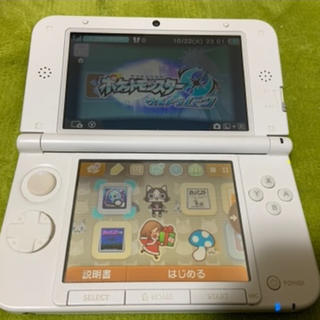 ニンテンドー3DS - 任天堂 3DSLL ポケットモンスターウルトラムーン