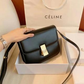 celine - CELINE ショッダーバッグ