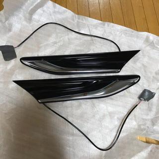 モデリスタ フェンダーイルミブレード zn6 zc6 86 トヨタ スバル