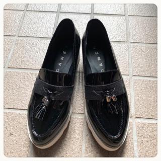 レディー(Rady)のmicoameri ミコアメリ パンプス ローファー(ローファー/革靴)