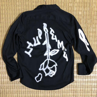 Supreme - supreme ROSE L/S Work Shirt