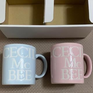 セシルマクビー(CECIL McBEE)のセシル マグカップ 未使用新品(グラス/カップ)