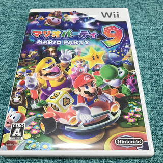Wii - Wii ソフト マリオパーティ9 MARIO PARTY9