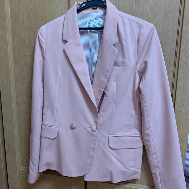 しまむら(シマムラ)のテーラードジャケット レディースのジャケット/アウター(テーラードジャケット)の商品写真