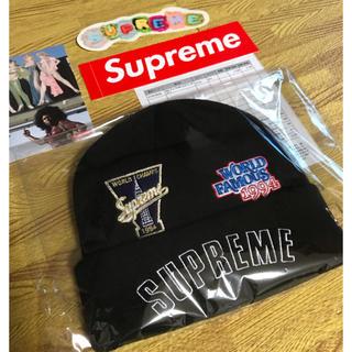 Supreme - 新作完売品 シュプリーム ニット帽 ニューエラ