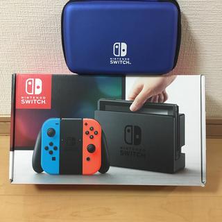 Nintendo Switch - ◇Nintendo Switch 任天堂 スイッチ◇ネオンブルー ネオンレッド