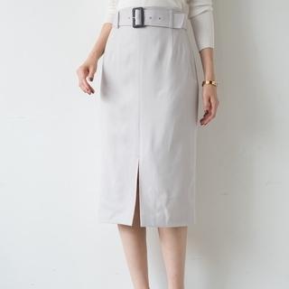 Loungedress - 【新品】Loungedress  ベルトタイトスカート