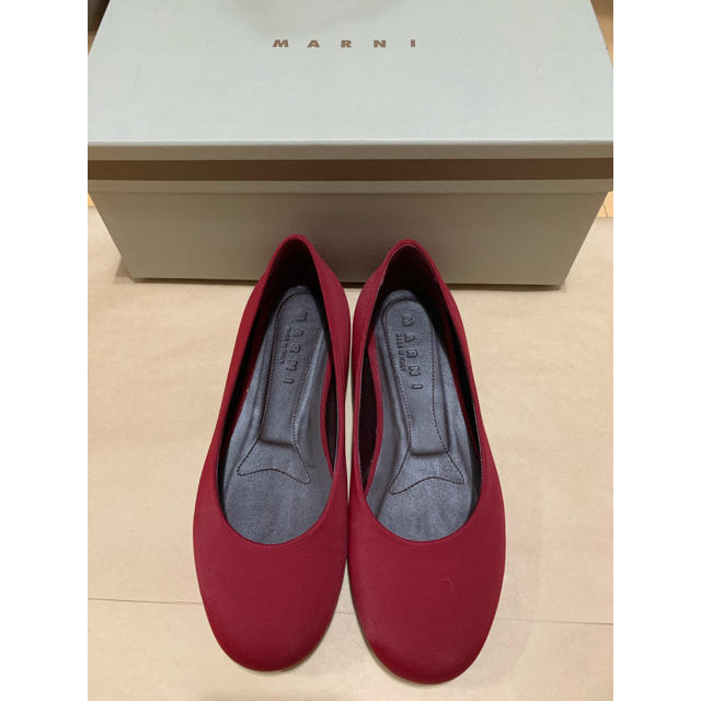Marni(マルニ)のMARNI バレエシューズ  37 レディースの靴/シューズ(バレエシューズ)の商品写真
