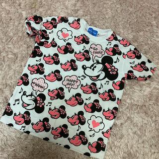 Disney - ディズニーミニーTシャツ