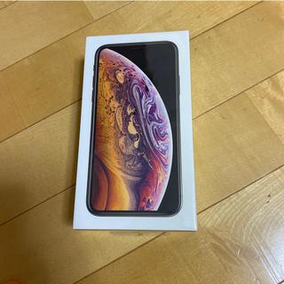 Apple - iPhone XS 256G ゴールド 新品未開封