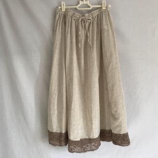 SM2 - SM2 裾レースAラインスカート 未使用