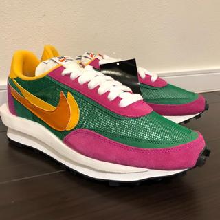 NIKE - SNKRS購入 Sacai Nike LDWaffle Pine Green