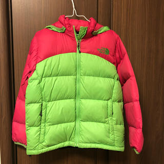 THE NORTH FACE - North Face KIDS ダウン 130