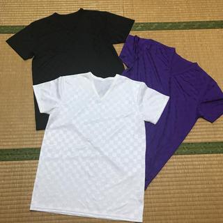 ★3L★ カラー スポーツTシャツ 3枚セット