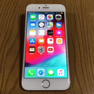 iPhone - iPhone6 64GB バッテリー99%(ほぼ新品)