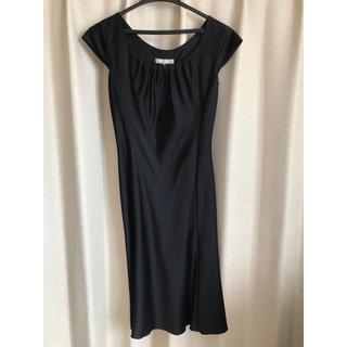 ユナイテッドアローズ(UNITED ARROWS)のユナイテッドアローズ SLITZ ドレス ワンピース(ミディアムドレス)