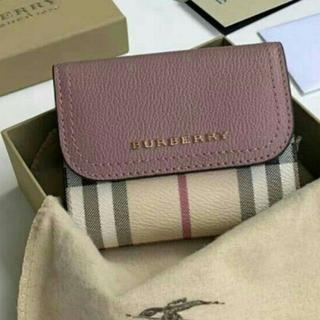 バーバリー(BURBERRY)の【美品】バーバリー 財布(財布)