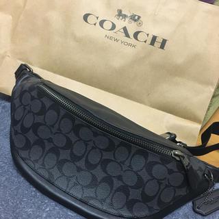 COACH - coach ウェストポーチ