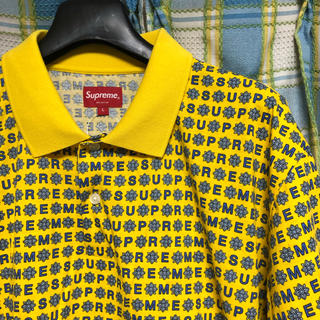 Supreme - supreme ポロシャツ