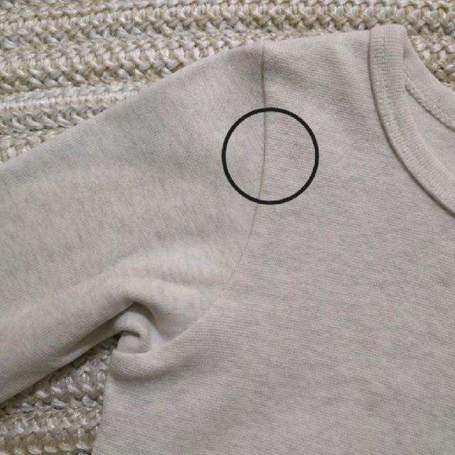 hakka kids(ハッカキッズ)のhakka kids/チュニック キッズ/ベビー/マタニティのキッズ服女の子用(90cm~)(Tシャツ/カットソー)の商品写真