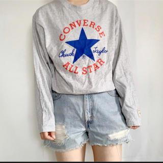 コンバース(CONVERSE)のCONVERSE 90s 長袖TEE(Tシャツ/カットソー(七分/長袖))