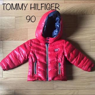トミーヒルフィガー(TOMMY HILFIGER)のトミーヒルフィガー リバーシブル ダウン 90(ジャケット/上着)