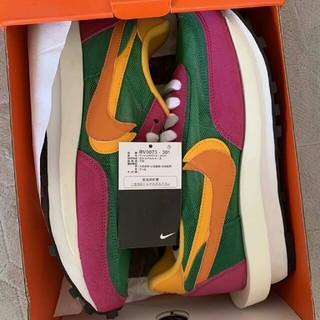 sacai - Nike Sacai LDWaffle パイングリーン ナイキ サカイ 27cm