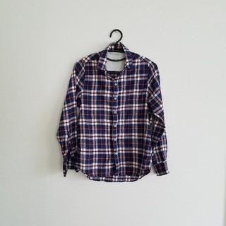 ルカ(LUCA)の最終値下げ❕【LUCA】チェックシャツ(シャツ/ブラウス(長袖/七分))