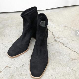シールームリン(SeaRoomlynn)のシールームリン ♡ベーシックフィットブーツ(ブーツ)