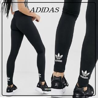 adidas - 新品Mサイズ【adidasOriginals】トレフォイルレギンス