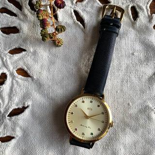 エテ(ete)の*ete バースデイストーン 腕時計*誕生石 ウォッチ アガット お好きな方 (腕時計)