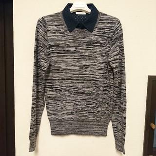 SEE BY CHLOE - 新品、未使用SEE BY CHLOE レース カラー(襟)セーター