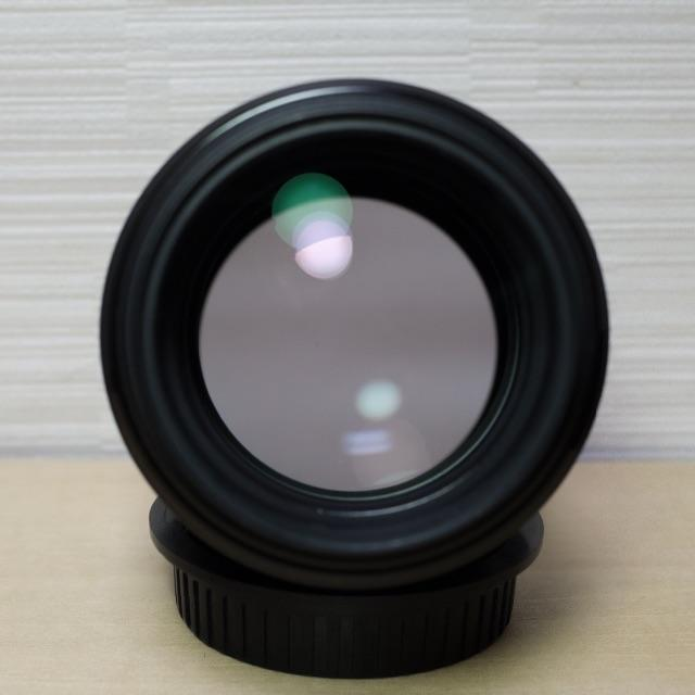 Canon(キヤノン)のCanon EF100mm F2 USM スマホ/家電/カメラのカメラ(レンズ(単焦点))の商品写真