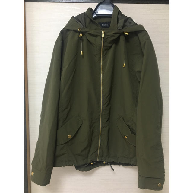 しまむら(シマムラ)の新品 しまむら/マウンテンパーカー カーキLサイズ レディースのジャケット/アウター(その他)の商品写真