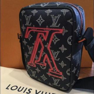 LOUIS VUITTON - 新品LV 大人気で稀少18-19AW新作★ショルダーバッグ