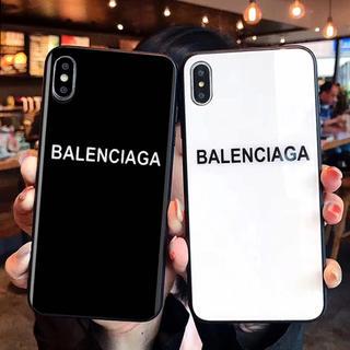 バレンシアガ(Balenciaga)のiPhone glass case(iPhoneケース)