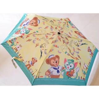 Disney - 再入荷❤️ダッフィー ジェラトーニ  折りたたみ傘