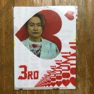 SMAP - ブンブンブン 香取慎吾 個展 非売品  クリアファイル 3期
