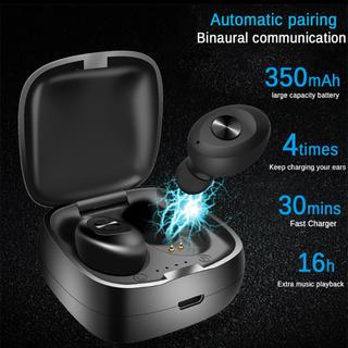 XG12 TWS Bluetooth 5.0  Earbus スポーツイヤホン