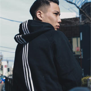 adidas - adidas × atmos パーカー