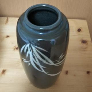 ハクサントウキ(白山陶器)の花瓶 白山窯(花瓶)