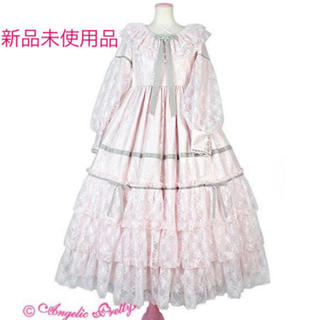 Angelic Pretty - romantic lacy doll ワンピース ピンク お茶会
