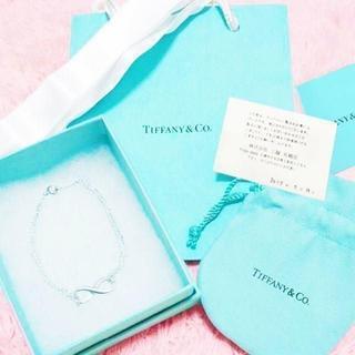 ティファニー(Tiffany & Co.)の☆新品☆未使用☆Tiffany&Co. ティファニー インフィニティブレスレット(ブレスレット/バングル)