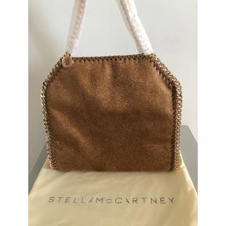 ステラマッカートニー(Stella McCartney)のStella McCartneyファラベラ ショルダーバッグ ミニ キャメル(ショルダーバッグ)