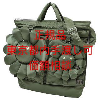 ポーター(PORTER)の村上隆 × PORTER 2WAY ヘルメットバッグ(その他)