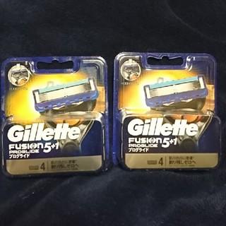 ジレ(gilet)のGillette FUSION 5+1 プログライド 替刃(メンズシェーバー)