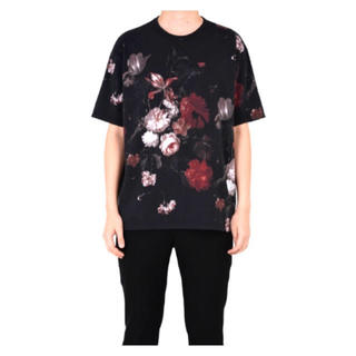 LAD MUSICIAN - LAD MUSICIAN 18ss 赤薔薇 Tシャツ