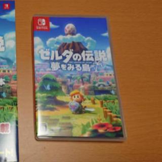Nintendo Switch - ゼルダの伝説 夢をみる島 Switch
